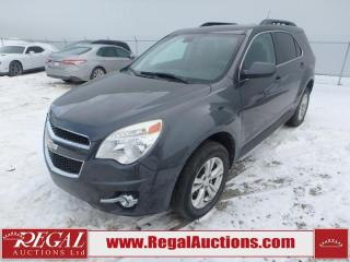 Used 2011 Chevrolet Equinox 1LT 4D Utility AWD 2.4L for sale in Calgary, AB
