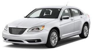 Used 2012 Chrysler 200 LX for sale in Burlington, ON