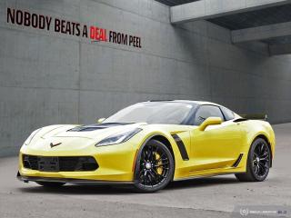 Used 2017 Chevrolet Corvette 2dr Z06 Cpe w-3LZ for sale in Mississauga, ON