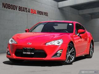 Used 2016 Scion FR-S 2DR CPE MAN for sale in Mississauga, ON