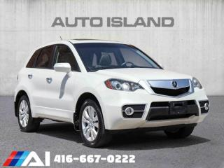 Used 2011 Acura RDX AWD 4dr for sale in North York, ON