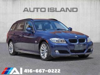 Used 2011 BMW 3 Series 4dr Touring Wgn 328i xDrive AWD for sale in North York, ON