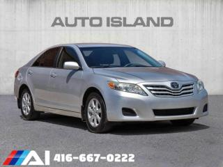 Used 2010 Toyota Camry 4DR SDN I4 for sale in North York, ON