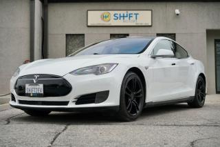 Used 2015 Tesla Model S 70D AUTOPILOT, GLASS SUNROOF, SMART AIR SUSPENSION! for sale in Burlington, ON