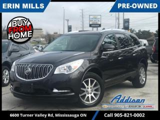 Used 2016 Buick Enclave Leather  NAVI|REMOTE STRT|HEATED WHEEL|BLIND SPOT| for sale in Mississauga, ON