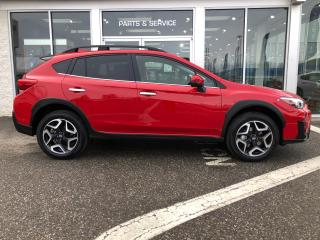 New 2020 Subaru XV Crosstrek 2.0I LIMITED/TECH for sale in Vernon, BC