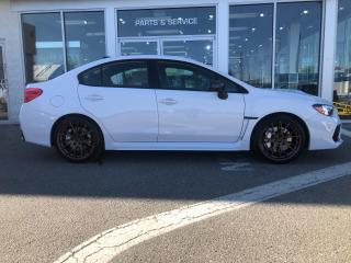 New 2020 Subaru WRX STI KANRAI for sale in Vernon, BC