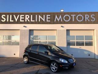 Used 2011 Mercedes-Benz B-Class B 200T for sale in Winnipeg, MB