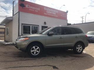Used 2009 Hyundai Santa Fe GL 3.3L for sale in Edmonton, AB