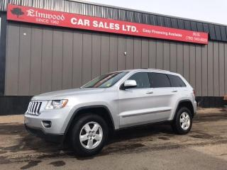 Used 2013 Jeep Grand Cherokee Laredo for sale in Edmonton, AB