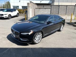 Used 2020 Volvo S90 Hybrid T8 Inscription for sale in Surrey, BC
