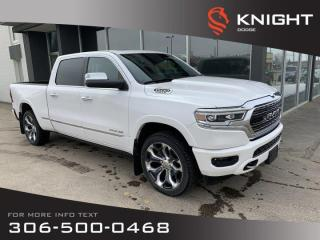 Used 2019 RAM 1500 Limited for sale in Swift Current, SK
