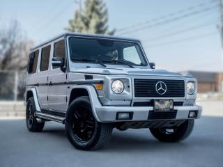 Used 2004 Mercedes-Benz G-Class G500 I ROOF I HEATES SEATS I GREAT CONDITION for sale in Toronto, ON