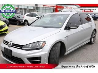 Used 2016 Volkswagen Golf R 4MOTION for sale in Whitby, ON