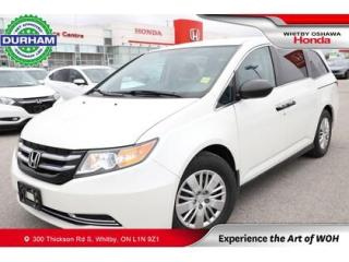 Used 2016 Honda Odyssey 4dr Wgn LX for sale in Whitby, ON