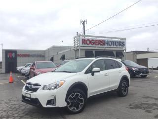 Used 2017 Subaru XV Crosstrek - 2.99% Financing | 6 Months Deferral - PREMIUM - ADAPTIVE CRUISE - NAV for sale in Oakville, ON