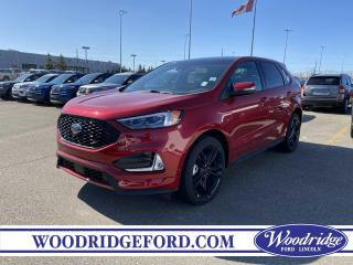 New 2020 Ford Edge ST for sale in Calgary, AB