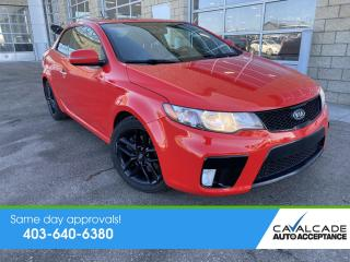 Used 2011 Kia Forte Koup 2.4L SX Luxury for sale in Calgary, AB
