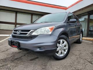 Used 2010 Honda CR-V LX 4WD | NEW BRAKES | NEW TIRES for sale in Waterloo, ON