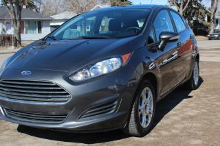 Used 2016 Ford Fiesta SE GUARANTEED APPROVAL for sale in Regina, SK
