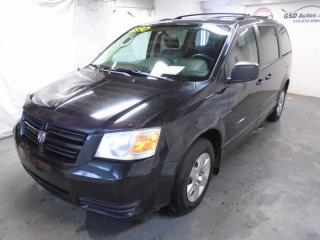Used 2008 Dodge Grand Caravan Stow n'go for sale in Ancienne Lorette, QC