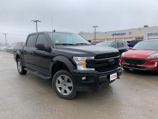 Used 2018 Ford F-150 XLT HEATED SEATS, NAVIGATION for sale in Midland, ON