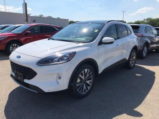New 2020 Ford Escape Titanium Hybrid for sale in Chatham, ON