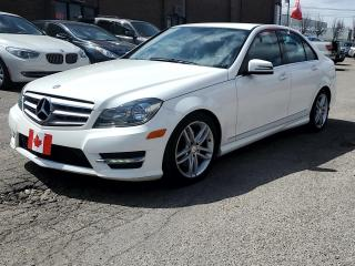 Used 2013 Mercedes-Benz C-Class 4dr Sdn C 300 4MATIC for sale in Kitchener, ON
