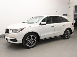 Used 2018 Acura MDX TECH PKG/NAVI/DVD/BLIND SPOT ASSIST/INTELLIGENCE CRUISE CONTROL! for sale in Toronto, ON