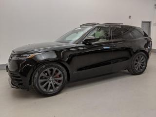 Used 2018 Land Rover Range Rover Velar P380 R-DYNAMIC/HEADS UP DISPLAY/BLACK STEALTH PKG! for sale in Toronto, ON