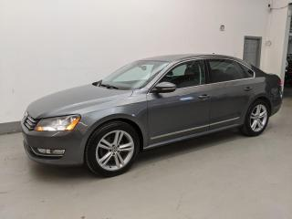 Used 2012 Volkswagen Passat HIGHLINE/SEL/NAV/BACK-UP CAM/SUNROOF/NO ACCIDENSTS! for sale in Toronto, ON