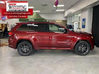 Used 2019 Jeep Grand Cherokee Limited X for sale in Winnipeg, MB
