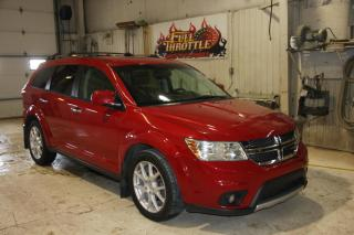 Used 2012 Dodge Journey R/T for sale in Saskatoon, SK