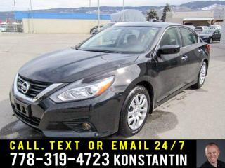 Used 2018 Nissan Altima 2.5 S for sale in Kelowna, BC