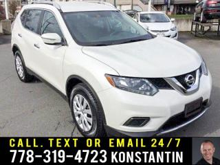 Used 2015 Nissan Rogue S for sale in Kelowna, BC
