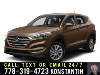 Used 2017 Hyundai Tucson for sale in Kelowna, BC