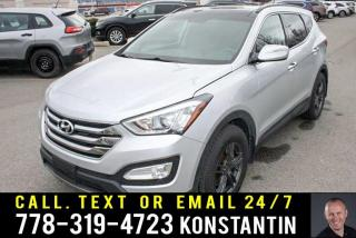 Used 2015 Hyundai Santa Fe Sport Limited for sale in Kelowna, BC