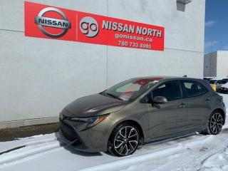 Used 2019 Toyota Corolla Hatchback 4dr FWD Hatchback for sale in Edmonton, AB