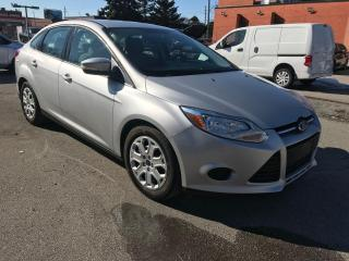 Used 2013 Ford Focus SE,NO ACCIDENT,109KM,SAFETY+3YEARS WARRANTY INCLUD for sale in Toronto, ON