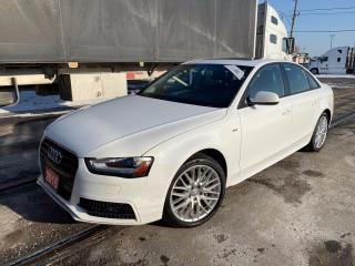 Used 2016 Audi A4 S-LINE   QUATTRO   SUNROOF   PUSH BUTTON START for sale in Brampton, ON
