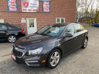 Used 2015 Chevrolet Cruze Diesel/2T/ONE OWNER/NO ACCIDENT/CERTIFIED for sale in Cambridge, ON