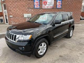 Used 2011 Jeep Grand Cherokee 3.6L/4X4/NO ACCIDENT/SAFETY INCLUDED for sale in Cambridge, ON