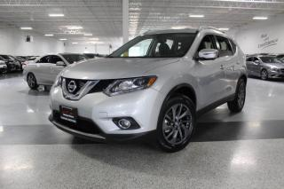 Used 2016 Nissan Rogue SL PREMIUM I AWD I NO ACCIDENTS I NAVIGATION I 360 CAM I BT for sale in Mississauga, ON