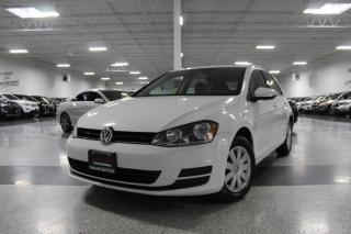 Used 2016 Volkswagen Golf TSI I BIG SCREEN I REAR CAM I HEATED SEATS I KEYLESS ENTRY for sale in Mississauga, ON