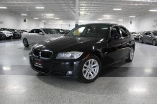 Used 2011 BMW 3 Series 323i I SUNROOF I LEATHER I HEATED SEATS I KEYLESS ENTRY I BT for sale in Mississauga, ON