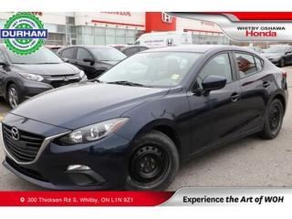 Used 2015 Mazda MAZDA3 Sport for sale in Whitby, ON