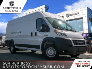 New 2020 RAM 3500 ProMaster High Roof - Front Fog Lamps - $309 B/W for sale in Abbotsford, BC