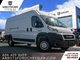New 2020 RAM 3500 ProMaster High Roof - Front Fog Lamps - $307 B/W for sale in Abbotsford, BC