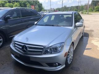 Used 2010 Mercedes-Benz C-Class SPORT for sale in Cambridge, ON
