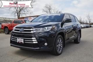 Used 2019 Toyota Highlander HYBRID XLE Rare Find! for sale in Hamilton, ON